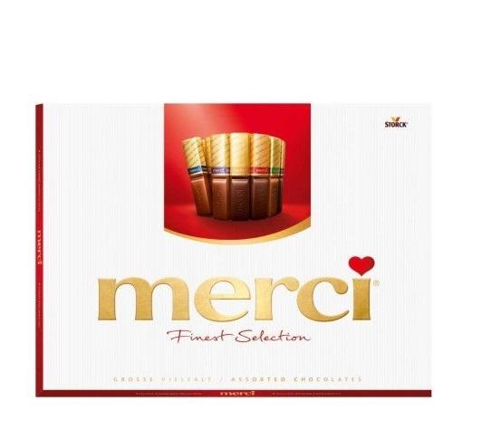 Ciocolata Mersi Finest Selection 250g [0]