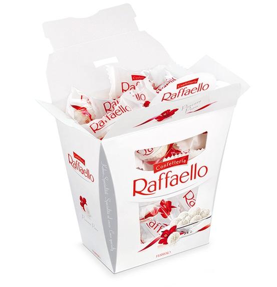 Bomboane Raffaello 230 g [0]