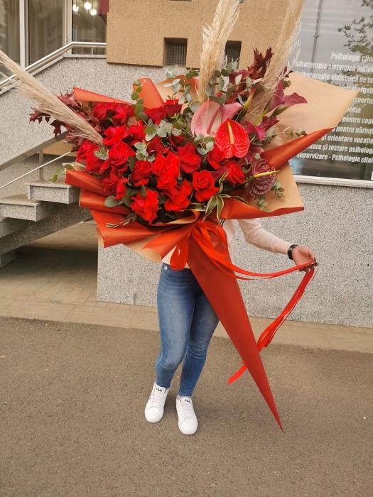 Buchet Gigant By Floraria Ioana [0]