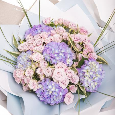 Buchet de flori ,,Pastel'' [1]