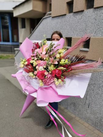 Buchet Pink Love [1]