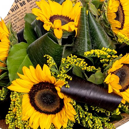 Buchet Sunflowers [1]