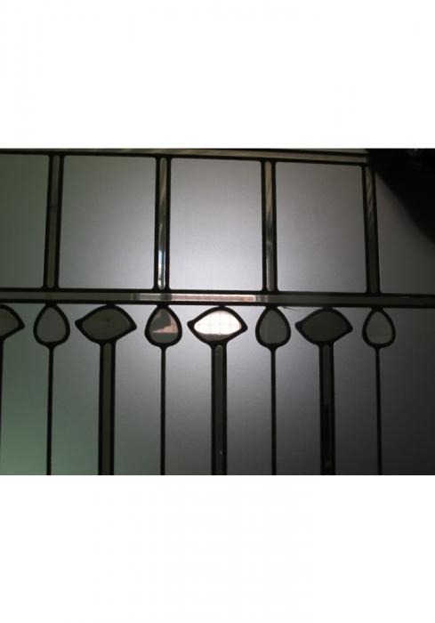 Geam Decorativ Usa Interioara Model ART DECO [5]