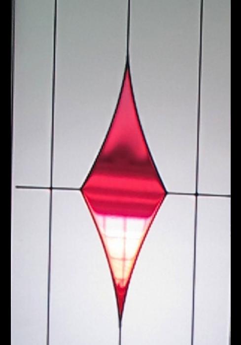 Geam Decorativ Usa Interioara Model Clasic Crin Galben [3]