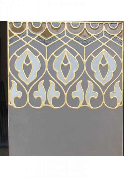 Geam Decorativ Usa Interioara Model CONTINENTAL 2 [2]