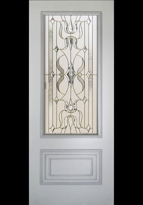 Geam Decorativ Usa Interioara Model CRISTAL 2 1
