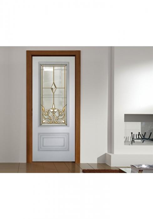 Geam Decorativ Usa Interioara Model CRISTAL 7 1