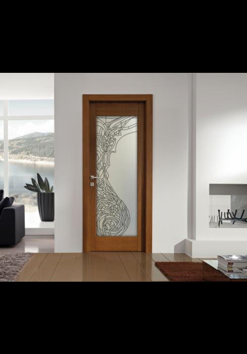 Geam Decorativ Usa Interioara Model ELLE 2