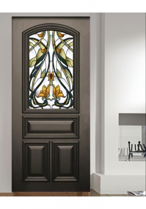 Geam Decorativ Usa Interioara Model SIMPHONY 4