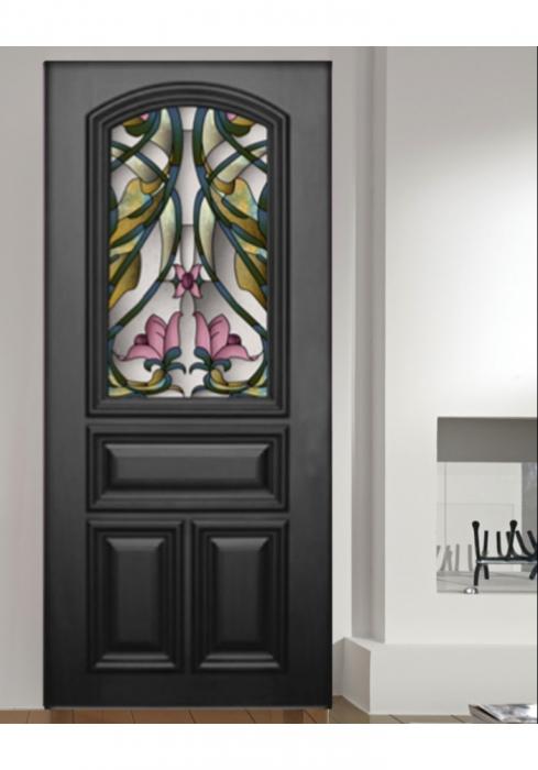 Geam Decorativ Usa Interioara Model SIMPHONY 3