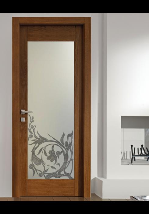 Geam Decorativ Usa Interioara Model TOSCANA S [3]