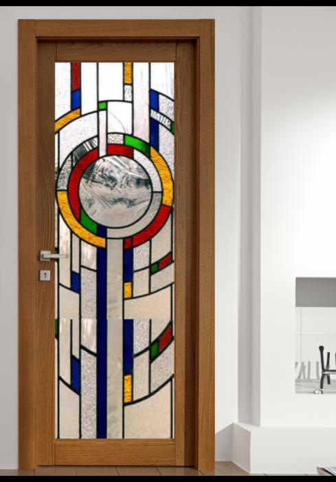 Geam Decorativ Usa Interioara Model MIRO 0