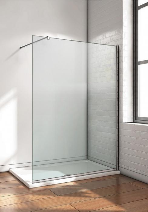 Paravan Dus Walk-In Aqua Roy cu sticla clara [0]