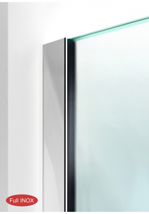 Paravan Dus Walk-In Aqua Roy cu sticla clara [3]