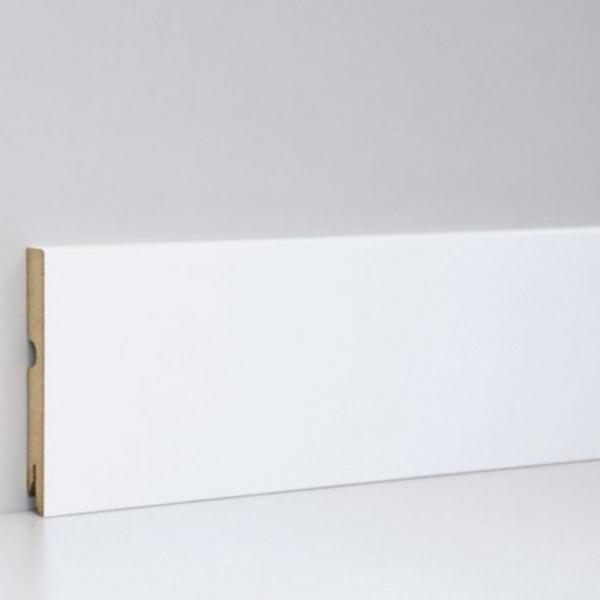 Plinta  dreapta MDF alba 95 mm 0