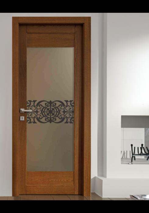 Geam Decorativ Usa Interioara Model REGENCY ORIENTAL 0