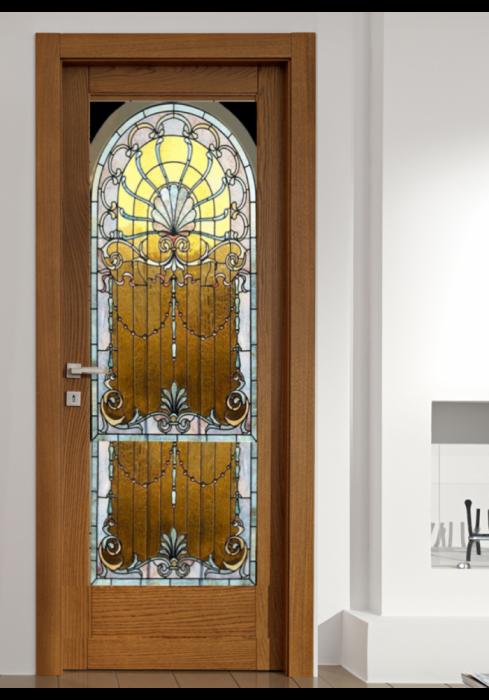 Geam Decorativ Usa Interioara Model ROYAL [0]