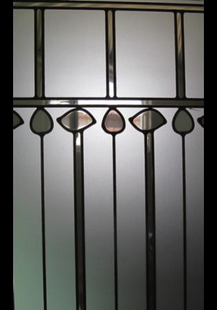 Geam Decorativ Usa Interioara Model ART DECO [7]