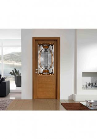Geam Decorativ Usa Interioara Model Barcelona1