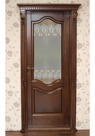 Geam Decorativ Usa Interioara Model CONTINENTAL 1 [0]