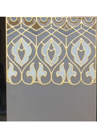 Geam Decorativ Usa Interioara Model CONTINENTAL 1 [2]