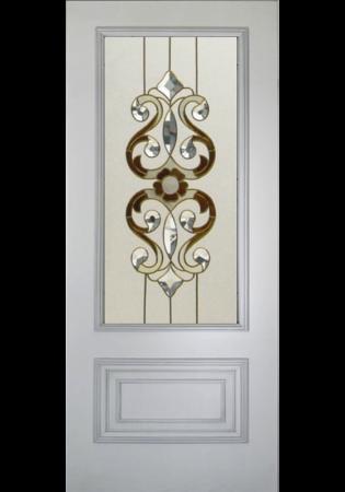 Geam Decorativ Usa Interioara Model CRISTAL 11 [1]