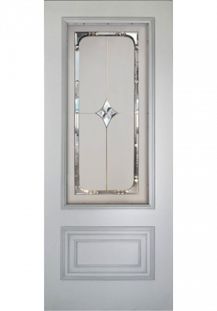 Geam Decorativ Usa Interioara Model CRISTAL 51
