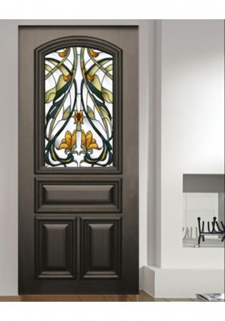 Geam Decorativ Usa Interioara Model SIMPHONY4
