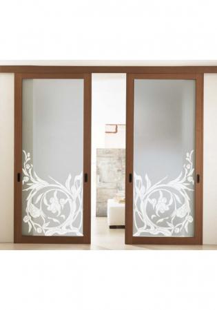 Geam Decorativ Usa Interioara Model TOSCANA S [1]