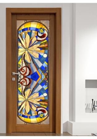 Geam Decorativ Usa Interioara Model GEMINI0