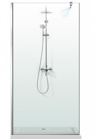 Paravan Dus Walk-In Aqua Roy cu sticla clara [1]