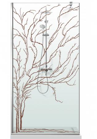 Paravan Dus Walk-In AQUA ROY TREE [1]