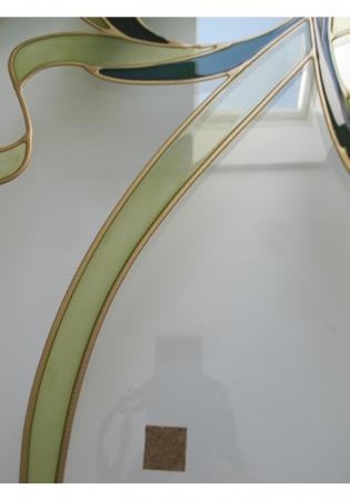 Geam Decorativ Usa Interioara ModelPROVENCE5