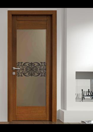Geam Decorativ Usa Interioara Model REGENCY ORIENTAL0
