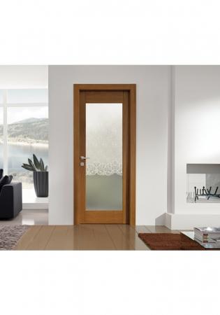Geam Decorativ Usa Interioara Model VALENCIA 22