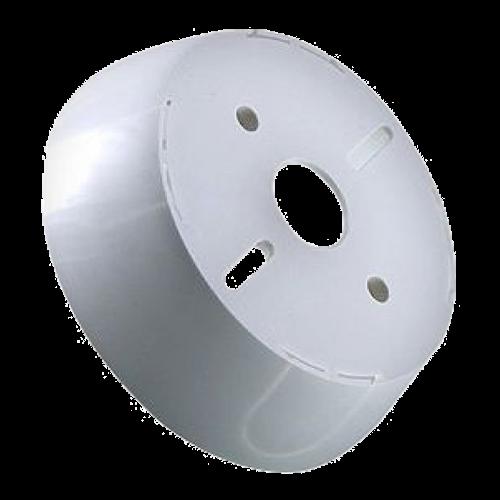 Accesoriu montaj aparent pentru soclu detector/sirena - UNIPOS AC8001 [0]
