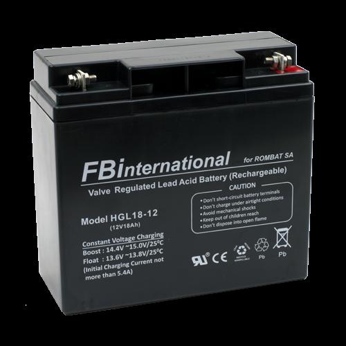 Acumulator 12V, 18Ah -FBi HGL12-18 [0]