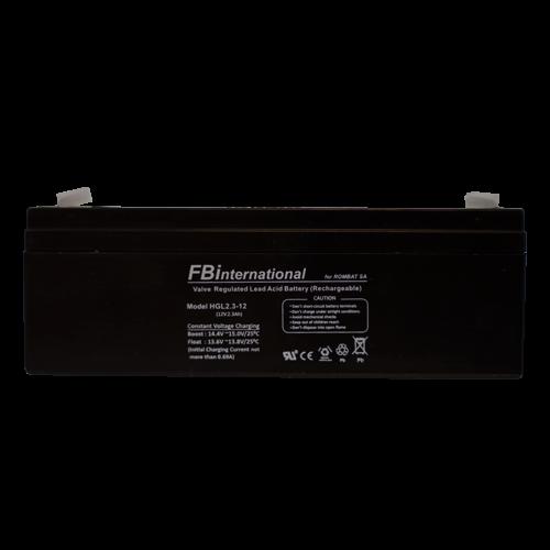 Acumulator 12V, 2.3Ah -FBi HGL12-2.3 [1]
