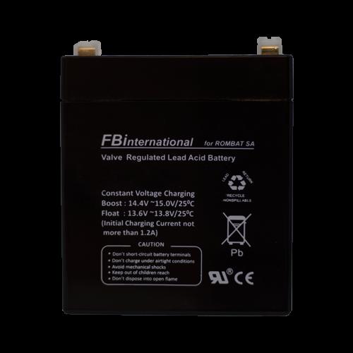 Acumulator 12V, 4Ah - FBi HGL12-4 [1]