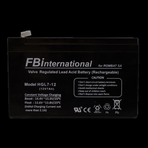 Acumulator 12V, 7Ah -FBi HGL12-7 [1]