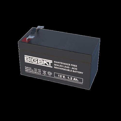 Acumulator BIG BAT 12V, 1.2 Ah BB12V1.2 [0]