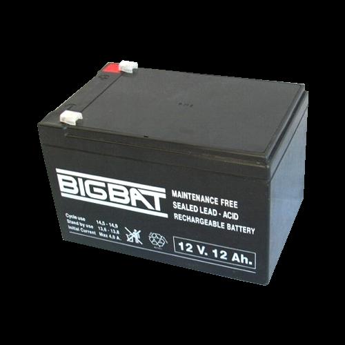 Acumulator BIG BAT 12V, 12Ah BB12V12 [0]