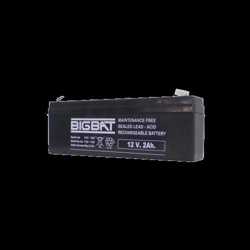 Acumulator BIG BAT 12V, 2Ah BB12V2 [0]