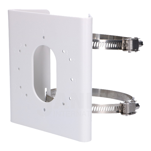 Adaptor montaj stalp pentru camere si doze - HIKVISION DS-1275ZJ-S-SUS [0]