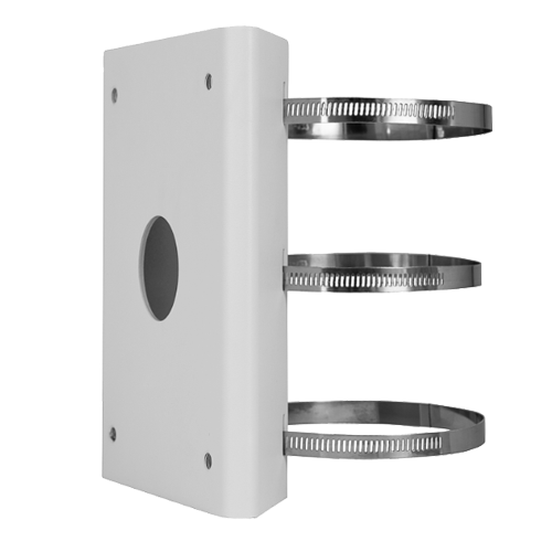 Adaptor montaj stalp pentru suport camera PTZ - UNV TR-UP08-A-IN [0]