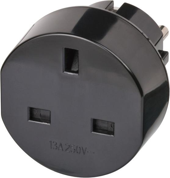 Adaptor pentru priza Brennenstuhl, GB,UK - Europe [0]