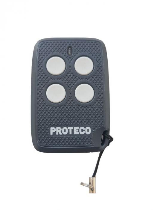 Telecomanda Proteco radio 4 canale - PTX4P1I [0]