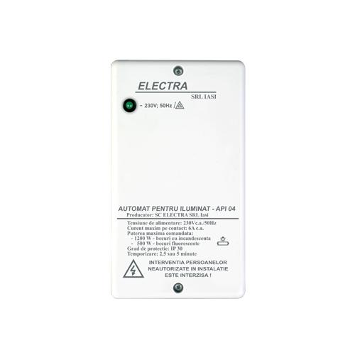 Automat pentru iluminat holurile sau scarile de bloc Electra - API.11G [0]