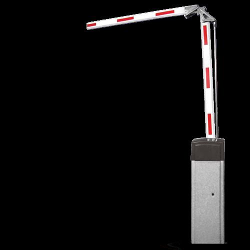 Bariera acces AUTO cu brat articulat 5 m, dreapta - MOTORLINE KBA5-DR [0]