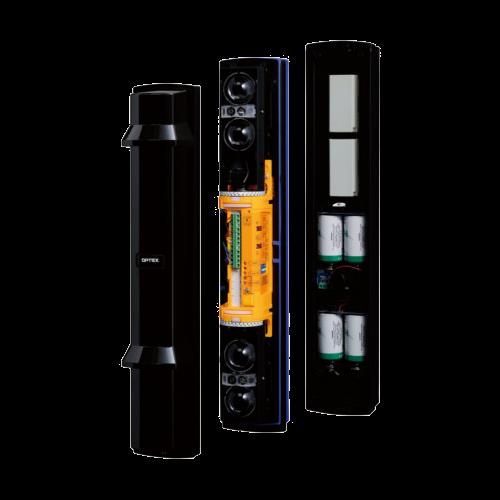 Bariera IR de interior/exterior , 100 metri, alimentare cu baterii - OPTEX SL-350QNR [0]